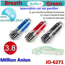 Guaranteed 100% high effective in dispelling formaldehyd & benzene air freshener for car JO-6271 wholesale & retail