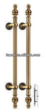 copper door handles and knobs
