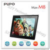 High Quality Pipo M8 Tablet Pc with IPS Dual Core Built in 3G RK3066 2048x1536 pixels