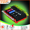 Hot Selling Topjet Compatible Ink Cartridge PGI-520 CLI-521