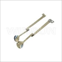 metal measuring spoons\decorative metal spoon fork