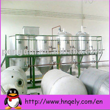 hot and new peanut oil refinery manufacturer for first grade edible oil