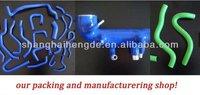 Motorcycle water silicone hose kit for YAMAHA YZ250 02--09