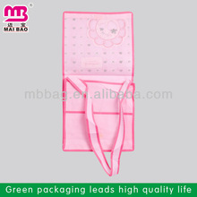 High quality sewing folding non-woven bag