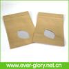 ECO-friendly FAD Grade Pure Color Food Kraft Paper Bag