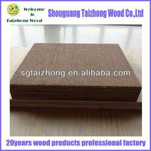 Furniture grade keruing plywood with hardwood core