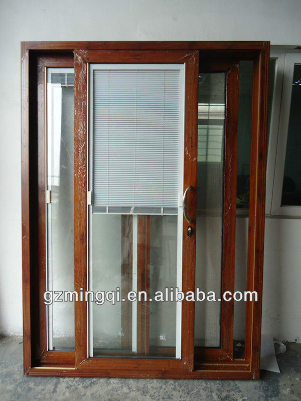 Door With Blinds And Mosquito Net View Sliding Glass Door With Blinds