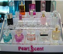 acrylic comestic display stand,acrylic perfume display stand