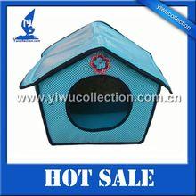 Lovely foldable pet house,pet products,pet item,polar fleece dog house
