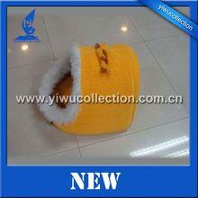 fabric pet dog indoor cushion, pet nest dog
