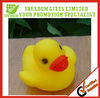 Most Welomced Top Quality Logo Printed Cute Duck Toy