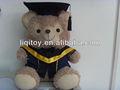 graduado de la felpa oso de juguete