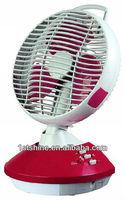 """windy fan SH-EF2302 8"""" Rechargeable table fan"""