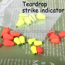 fly fishing tear drop float strike indicator