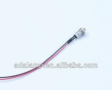 8mm dia. A-11-1 Neon Led Signal Lamp