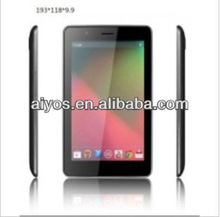 gps tablet navigation MTK8377 Dual core, A9, 3G phone call, 2cameras, FM, GPS, IPS panel