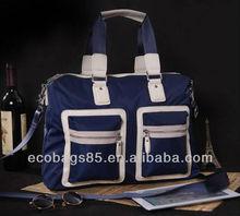 fashional royal blue hand sports bags