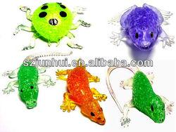 reptile bead ball/lifelike reptile bead ball/squeeze reptile