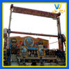 Tumbled comercial playground rides top spin amusement equipment