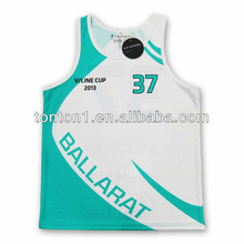professinal sublimation good quality jersey basketball