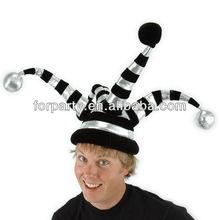 Cg-h0091 de fiesta de carnaval sombrero divertido los aficionados al fútbol sombrero de fiesta