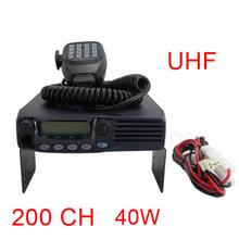 UHF 440-480MHz 40W 200CH taxi CB radio