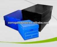 Folding PP Corrugated Case