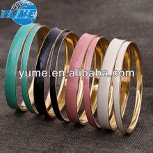 Colorful Wrap Round Bracelets/ Fashion Cheap Women Bangles Ornament/ Women Fashion Jewelry