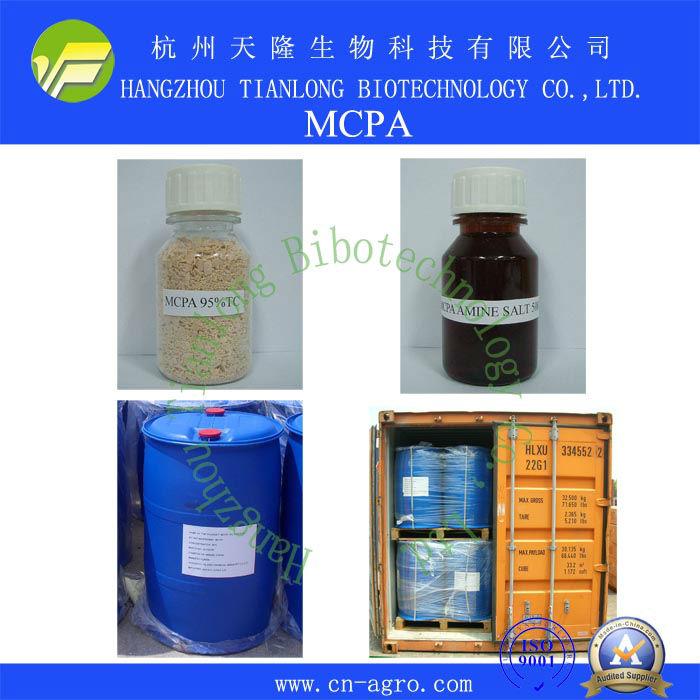 MCPA 95%TC 500SL 750SL Herbicide