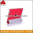 Magnetic Smart Cover Skin and Hard Back Case for iPad 2
