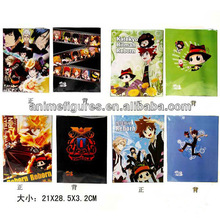 Hitman Reborn Anime Classmate Book with Different Designs to Record the Information Of Classmates