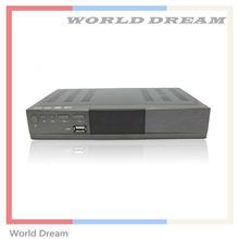 DVB T2 Digital tv converter box, HD DVB T2 STB-Receiver-Decoder for Digital TV System