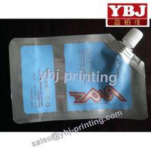Spout Pouch For Beverage Packaging/Aluminum Foil Liquid Spout Pouch For Drink