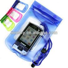 Blue 100% Waterproof case Dry Bag Sleeve For Samsung Galaxy S3 i9300 /Lg Nexus 4