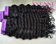 Brazilian deep curl braiding human hair for black woman