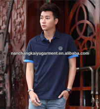 2012 latest stylish t shirt for men nanchang