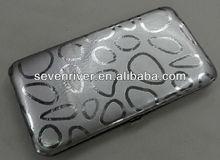 Fashion Customized Printing Design PU Hinge Purse/Metal Frame Wallets/Clutch Bag For USA