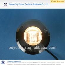4W in ground light/china led ground light 12v/buried ground lighting