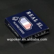 ANGEL ORIGINAL poker and business card gold poker chip