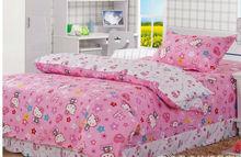 hello kitty bedding set,hello kitty bed