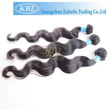 New arrival grad AAA brazilian hair weft , 12-26inch big wave virgin brazilian human hair