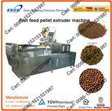 hot selling floating fish/aqua feed extruder