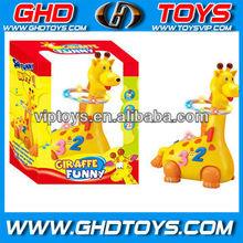 Electric giraffe B/O animal children toys