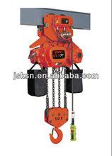1ton KITO type electric chain hoist portable lift crane