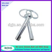 12.7x55mm Scaffolding frame snap locking pins
