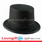 Fashion party hat glitter magic top hat