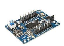 EZ-USB FX2LP CY7C68013A USB Core Development Board Logic Analyzer