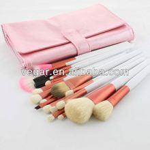 Hot!pink 20 pcs makeup brush japan cosmetic brushes