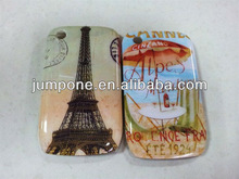 retro Old Paris LA Tour Eiffel Tower hard case back cover for BlackBerry Curve 8520