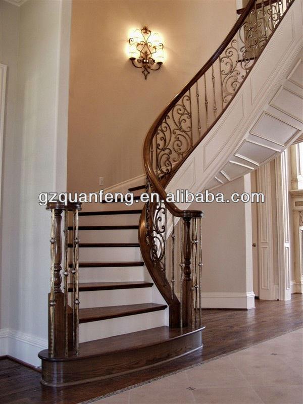 intérieur moderne escalier en bois-Escaliers-Id du produit:867922993 ...